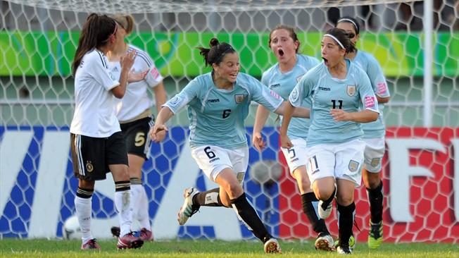 Aniversario de los primeros goles charrúas en un Mundial