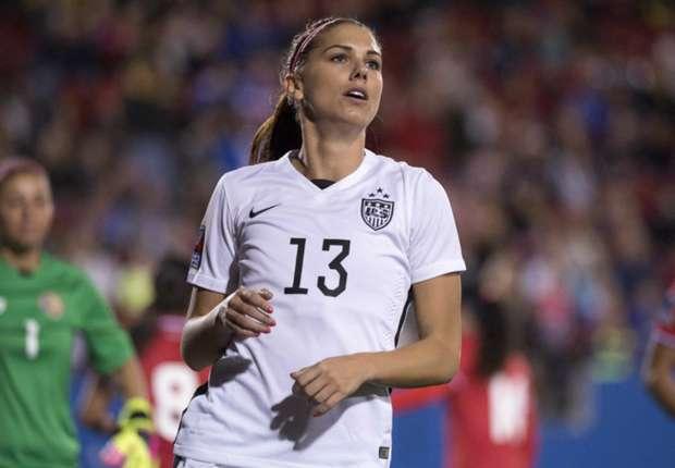 Sin Alex Morgan, la Selección de Estados Unidos prepara para su partido contra Suiza.