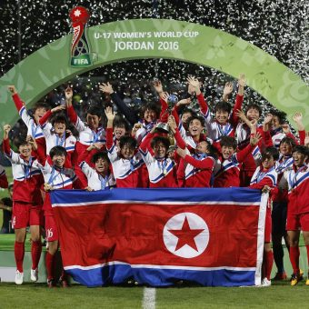 Corea del Norte se proclama campeón del Mundial Femenino Sub-17 en Jordania