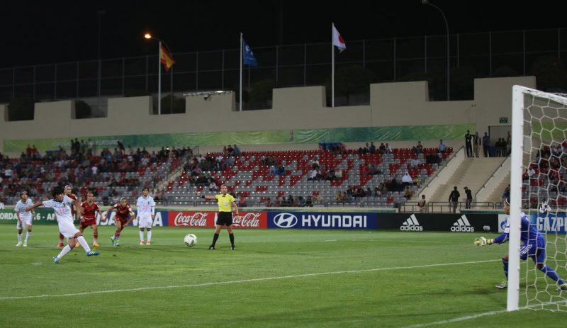 Finalistas asiáticas en el Mundial Femenino Sub-17