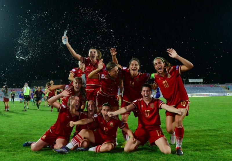 España llama a 21 jugadoras para el Mundial Femenino Sub-20 de Papúa Nueva Guinea