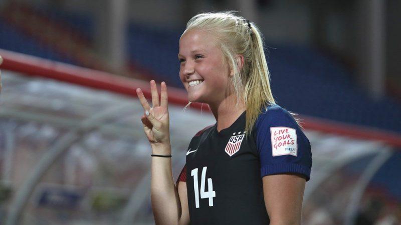 Japón y Estados Unidos golean y aspiran por el título del Mundial Sub-17