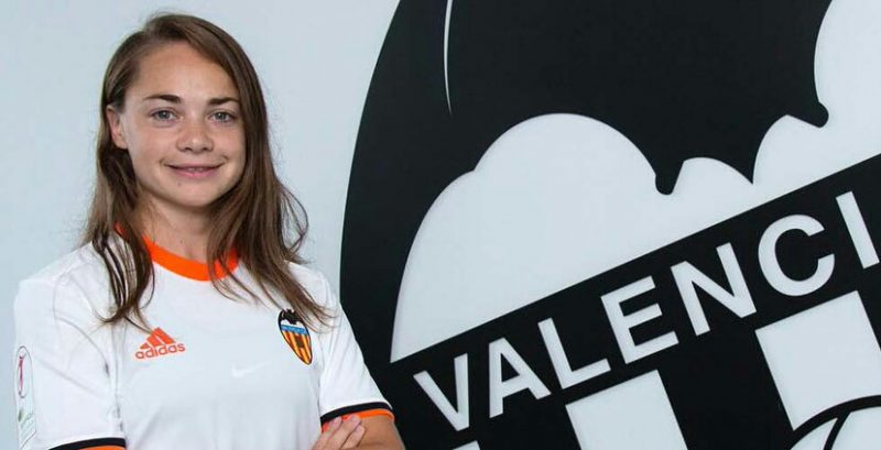 Estefania Banini se incorpora al Valencia CF como nuevo refuerzo