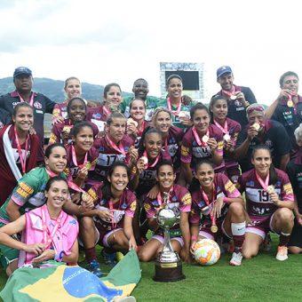 Copa Libertadores Femenina Uruguay 2.016