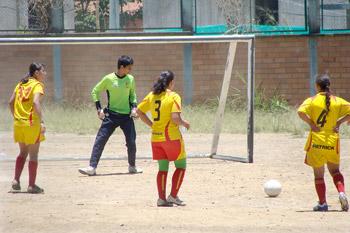 Veedurías del Deportivo Pereira, rumbo a la Liga Águila Femenina 2017.