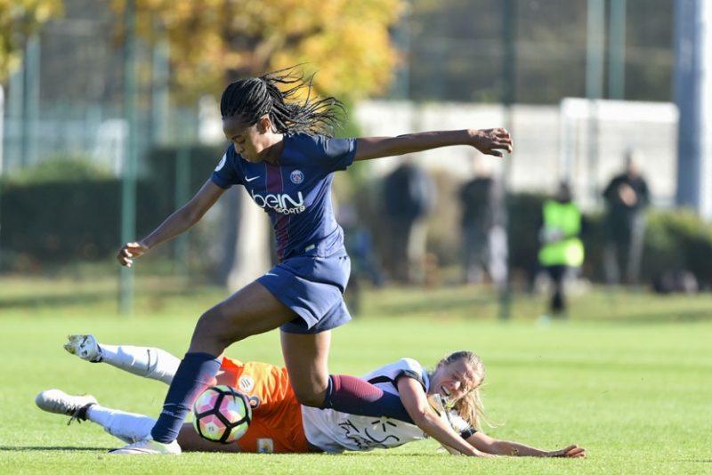 Paris Saint-Germain vence a Montpellier y es segundo en Francia