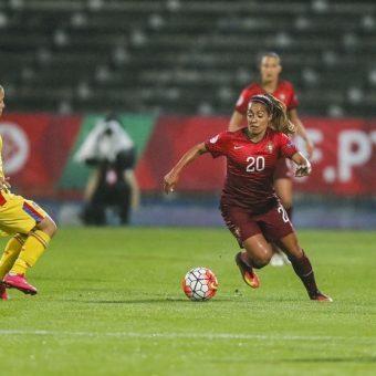 Portugal aseguró el último boleto a la Eurocopa Femenina