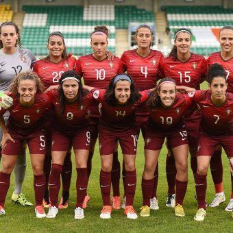 Portugal presenta su lista de jugadoras para repechaje de la Eurocopa contra Rumanía