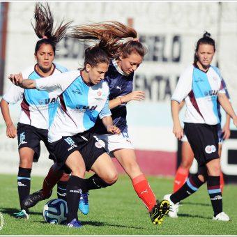 UAI Urquiza debuta con goleada en el Femenino AFA