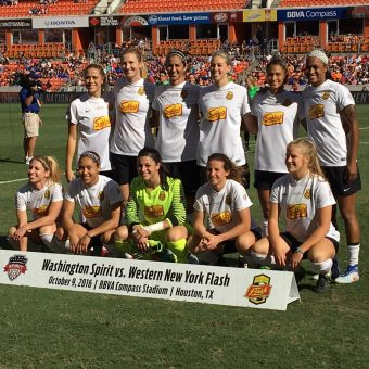 Western New York Flash se alza con el campeonato en Estados Unidos.