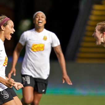 Washington Spirit y New York Flash se instalan en la final de la NWSL