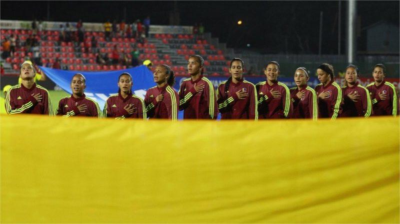 La selección de Venezuela sub-20 intentó, pero quedó eliminada.