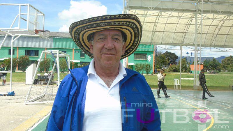 Guillermo Gaitán - Presidente Gol Star