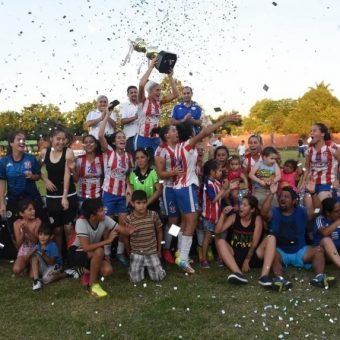 Sportivo Limpeño bicampeón en Paraguay