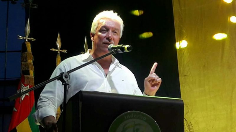 Fernando Perdomo, presidente de la Dimayor como invitado especial.