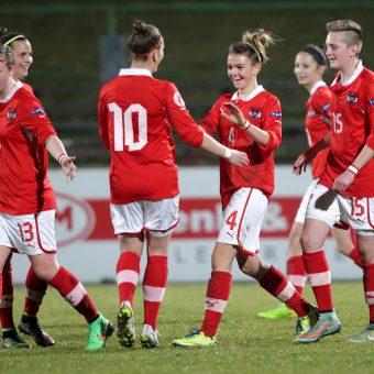 La Cyprus Women's Cup regresa con 12 selecciones en marzo de 2017