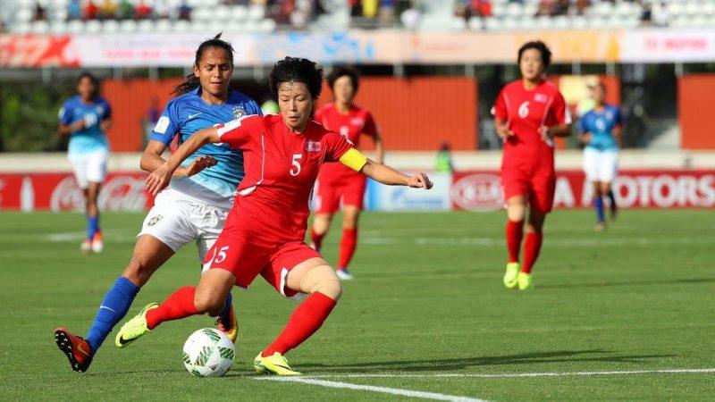 Corea del Norte anticipó su paso a cuartos del Mundial Femenino Sub-20