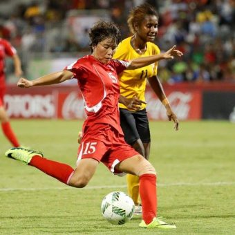Dominio asiático de los grupos A y B del Mundial Femenino Sub-20