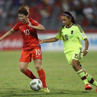 Amarga jornada para las selecciones latinas en el Mundial Femenino Sub-20
