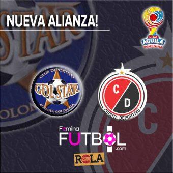 Cúcuta Deportivo + Gol Star: la nueva alianza del fútbol profesional femenino