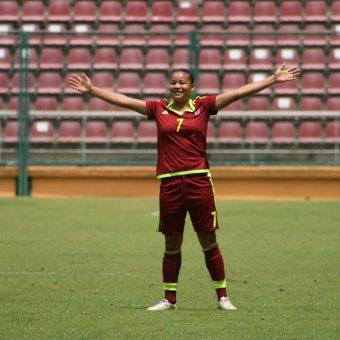 Gol de Daniuska Rodríguez nominado al Premio Puskas de la FIFA