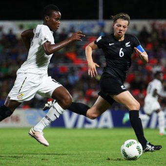 Nueva Zelanda lidera el grupo C del Mundial Femenino Sub-20