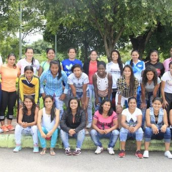 Inició la era femenina en el Atlético Huila