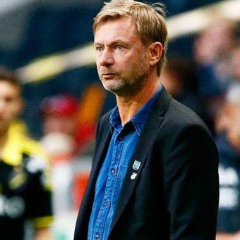 Peter Gerhardsson será el nuevo seleccionador de Suecia tras la Eurocopa Femenina