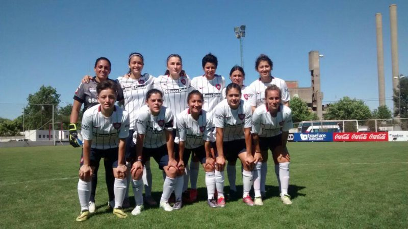 River y San Lorenzo al frente del Torneo Femenino argentino