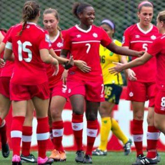 Canadá convoca 21 jugadoras para el Mundial Femenino Sub-20