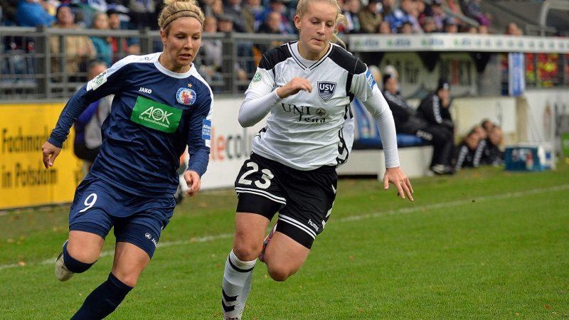 Turbine Postdam se aferra a la punta de la Bundesliga Femenina