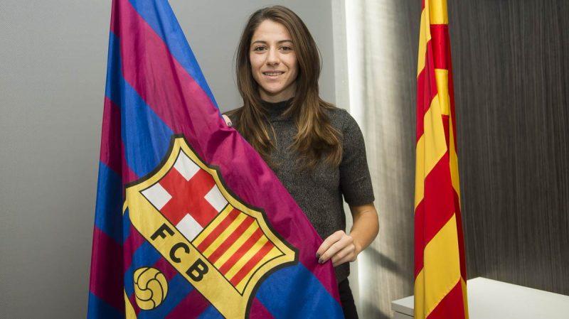 Vicky Losada regresa al FC Barcelona como su nuevo fichaje