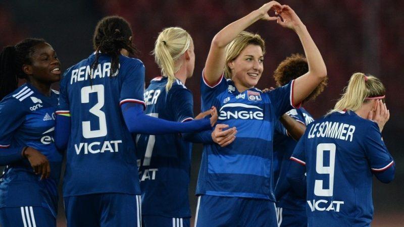 Equipos alemanes y franceses avanzan a cuartos en la Champions Femenina