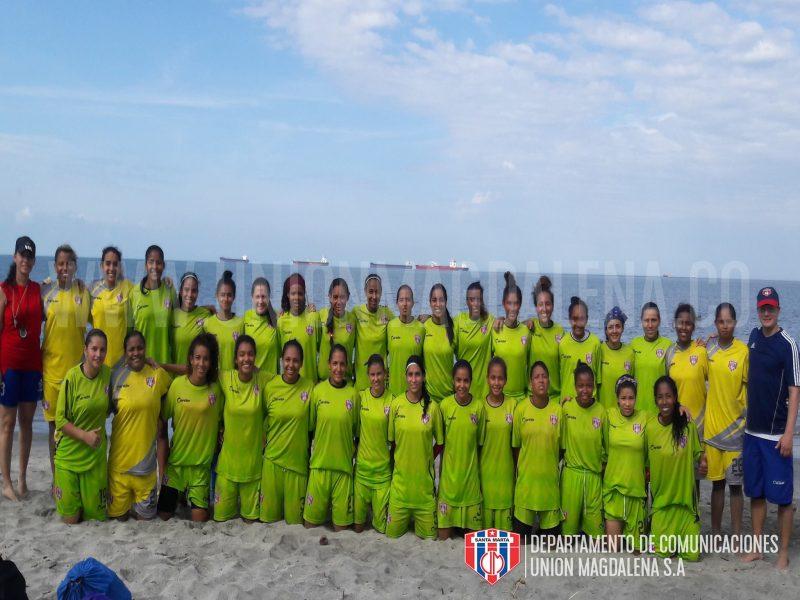 Unión Magdalena inicia su preparación para la Liga Águila.
