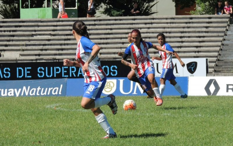 Paraguayas y uruguayas arrancaron con el pie derecho en la Libertadores