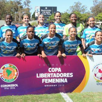 Palmiranas empató en su debut en Copa Libertadores