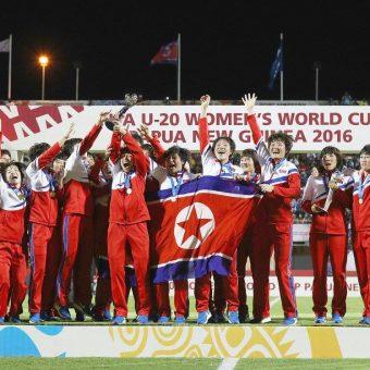 Corea del Norte vuelve a conquistar el Mundial Femenino Sub-20 diez años después
