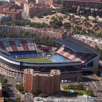 Estadio Vicente Calderón acogerá duelo Atlético Madrid vs Barcelona por la Liga Iberdrola