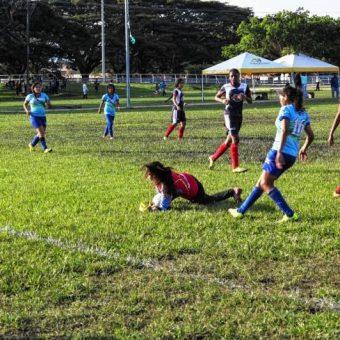 En Palmira se juega el Campeonato Nacional de Fútbol Femenino.