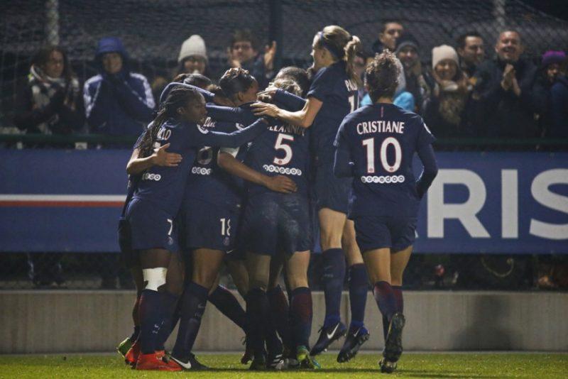 Paris Saint-Germain rompe la hegemonía ganadora de Lyon en Francia