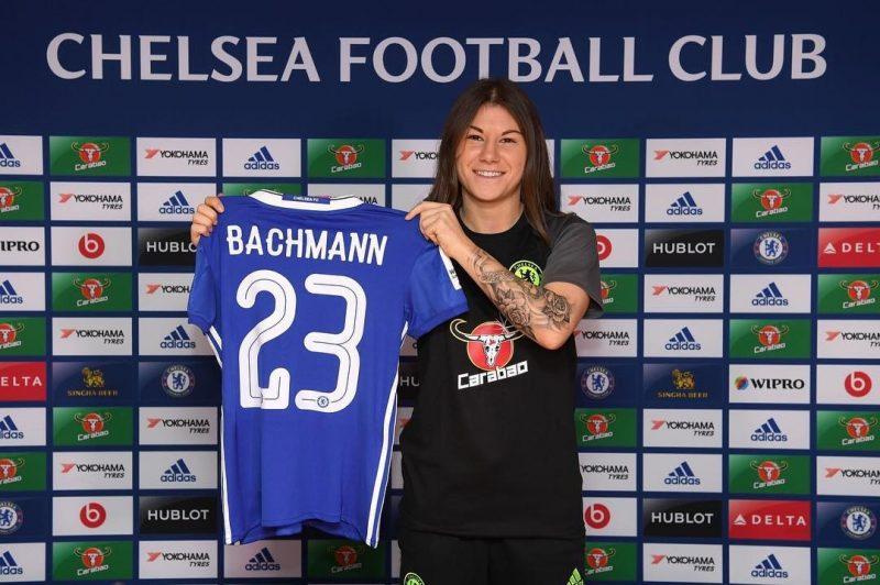 Ramona Bachmann jugará para el Chelsea a partir de 2017