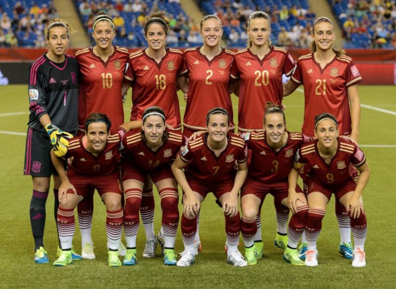 La selección de España vuelve a concentración en enero.