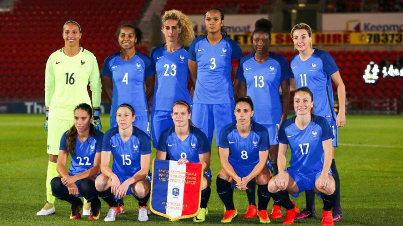 Francia anuncia sus primeros partidos amistosos de 2017
