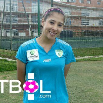 """""""Aportaré al fútbol lo mejor de mí"""": Daniela Henao"""