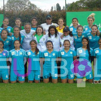Equidad se prepara para la Liga femenina