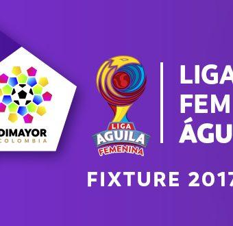 Programación Fecha 3 – Liga Aguila Femenina 2017