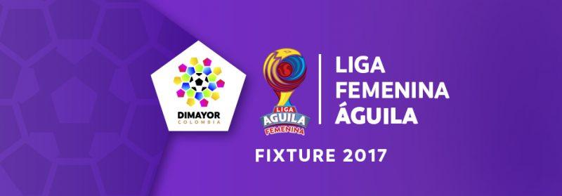 Programación Fecha 8 – Liga Aguila Femenina 2017
