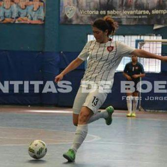 Liseth Camacho, la colombiana que triunfa en Argentina.