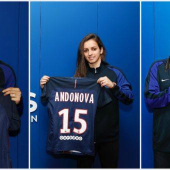 Henry, Andonova y Formiga le darán una manito al Paris Saint-Germain
