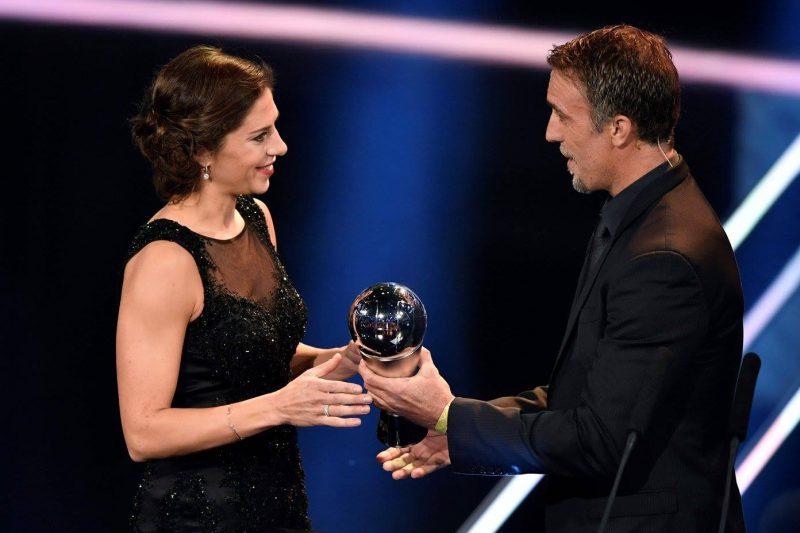 ¿Realmente Carli Lloyd es 'La Mejor' futbolista de 2016?